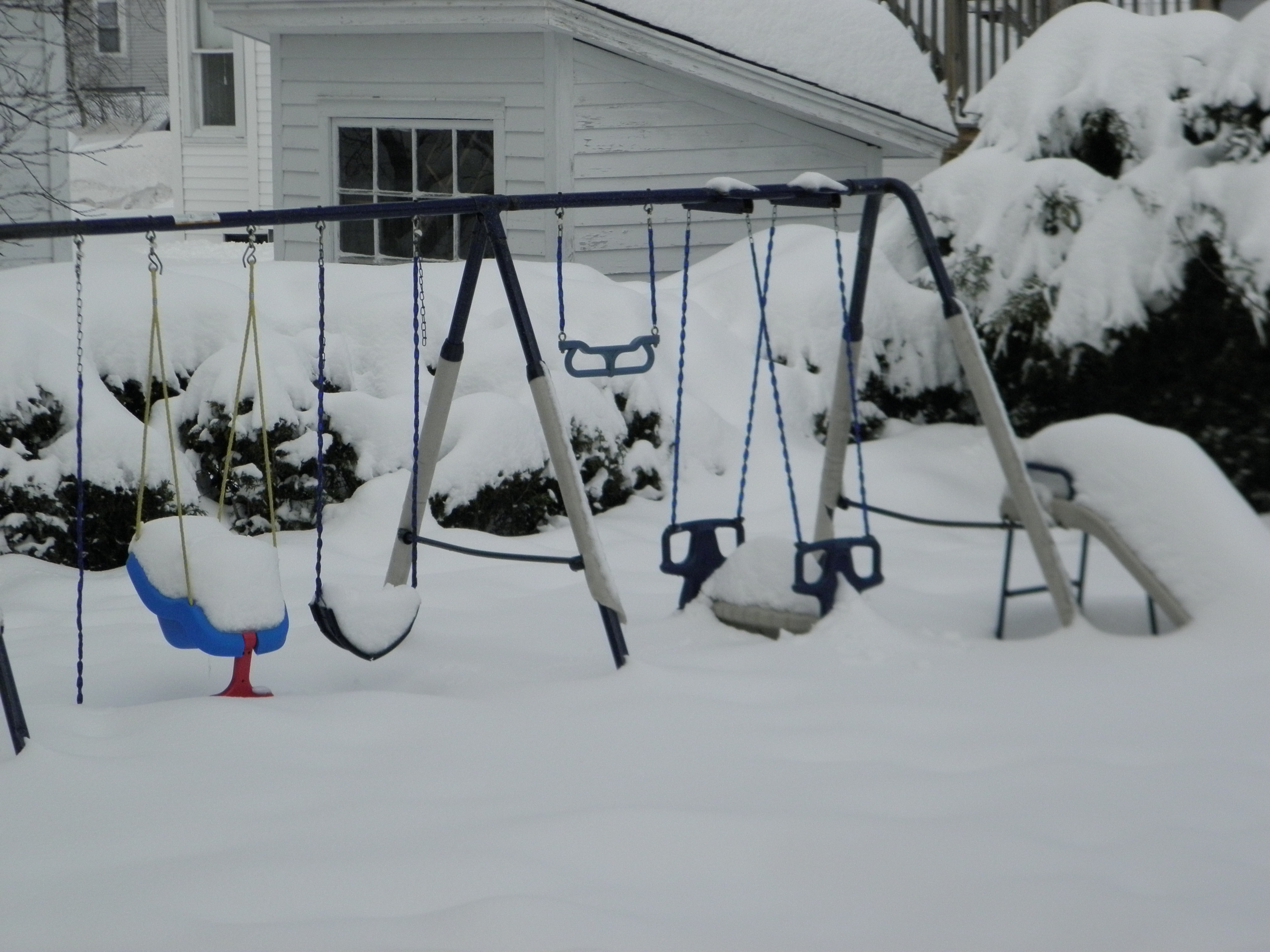 Snow swings