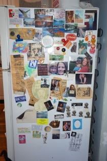 Fridge side